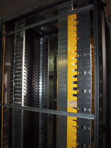 Baie Télécommunications ETSI Efirack