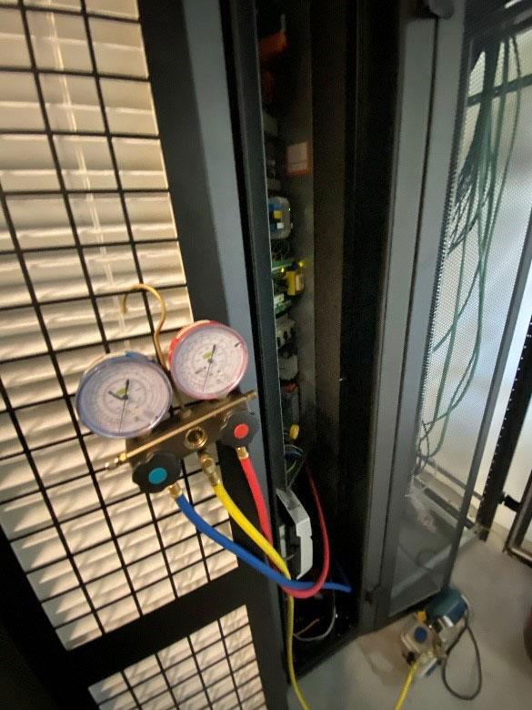 installation-changeurs-thermiques-avec refroidissement-à-détente-directe