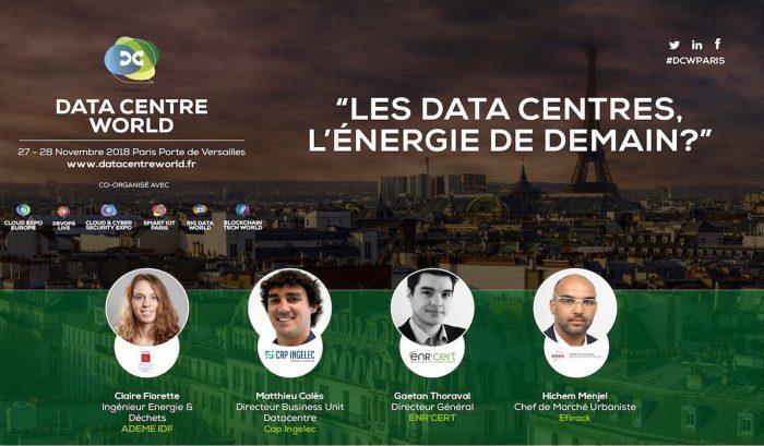 Data Centre Wolrd Paris Efirack
