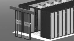 confinement-thermique-porte-automatique