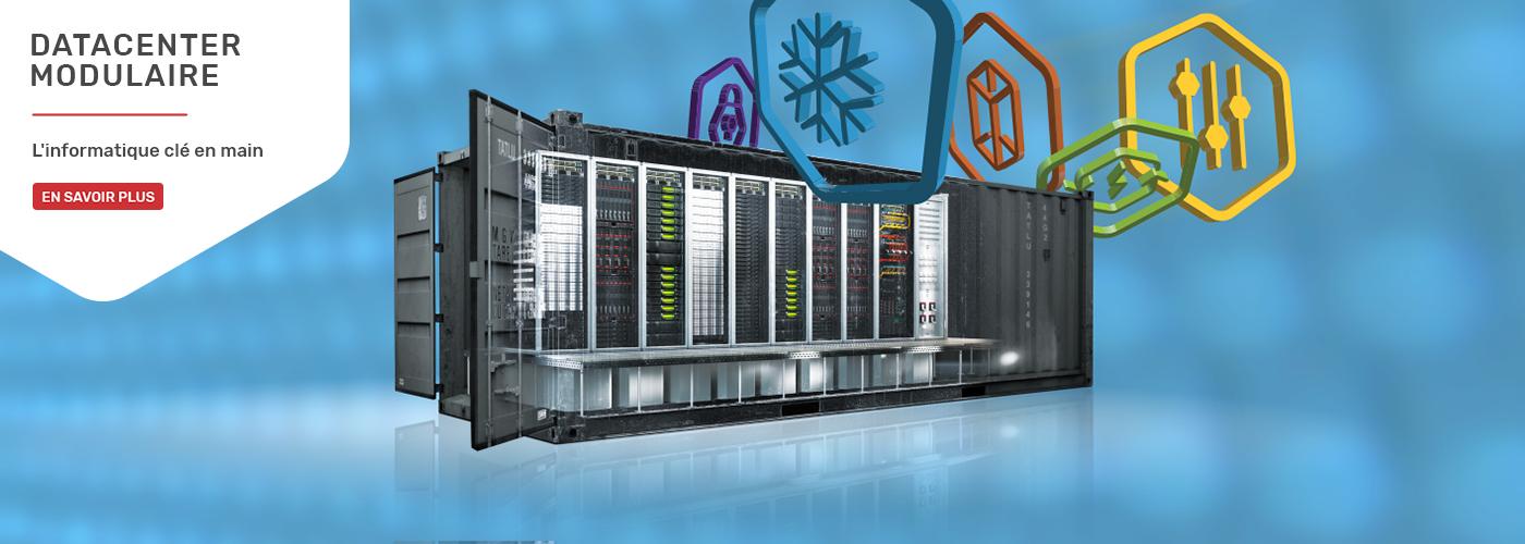 Datacenter Modulaire EFIRACK