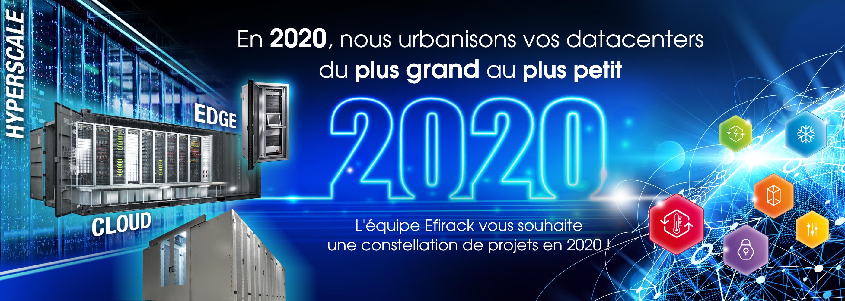 Slider Efirack voeux 2020