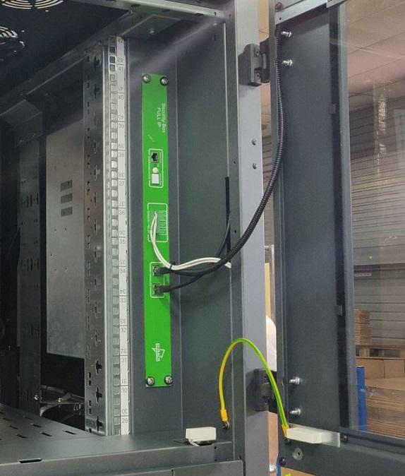 Sécurisation personnalisée datacenter : contrôle d'accès