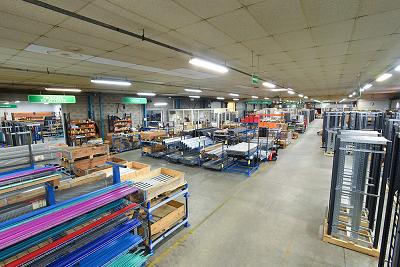 Assemblage usine EFIRACK