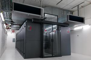 Couloirs thermiques en allée chaude : réalisation sur mesure