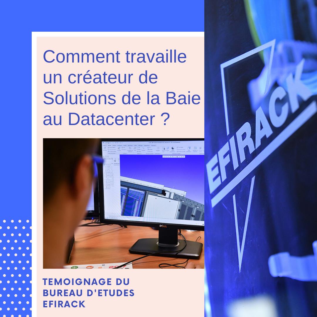 Solutions personnalisées Efirack