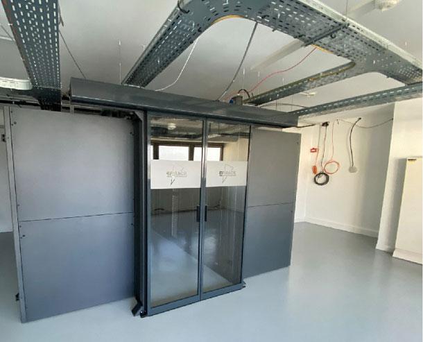 fiabilisation salle informatique SIIM 94